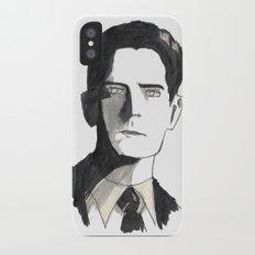 twin peaks Slim Case iPhone X