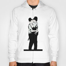 Kissing Coppers Hoody