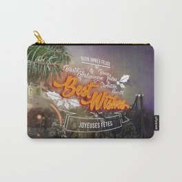 Season's Greetings... Carry-All Pouch