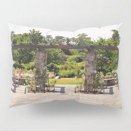 Garden Walkway Pillow Sham