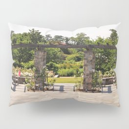 Garden Walkway Pillow Sham