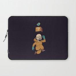 heisenberg power up Laptop Sleeve