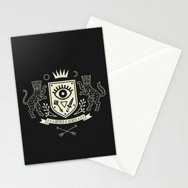 The Secret Society Stationery Cards