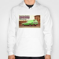 sandman Hoodies featuring Holden Sandman Adventure by Blulime