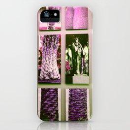 An abundance of Palm Trees iPhone Case