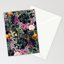 Midnight Forest VII Stationery Cards