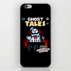 Marshmallow Terror iPhone & iPod Skin