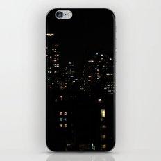 1 city night iPhone & iPod Skin