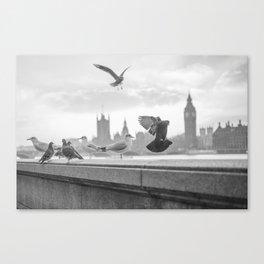London - United Kingdom Canvas Print