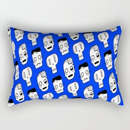 Zombies on Halloween Rectangular Pillow