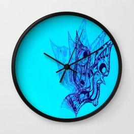 Cardinal Life Fade Wall Clock