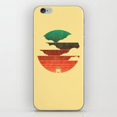 Go West iPhone Skin