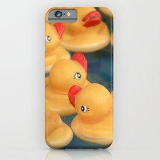 Rubber Duckies iPhone 6s Slim Case