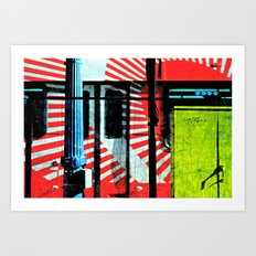 A song waiting to happen Art Print