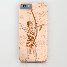 Archer girl iPhone 6s Slim Case