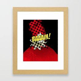 Rembaaam Framed Art Print