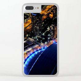 Toronto Clear iPhone Case