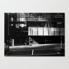 Urban Ascension (Lonsdale Street, 2013) Canvas Print
