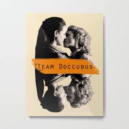 Team Doccubus II Metal Print