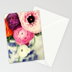 colors of happiness Stationery Cards