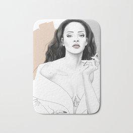 Rihanna Bath Mat