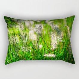 Grass (1) Rectangular Pillow