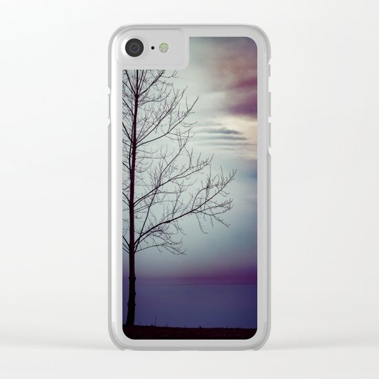 Have You Ever Clear iPhone Case