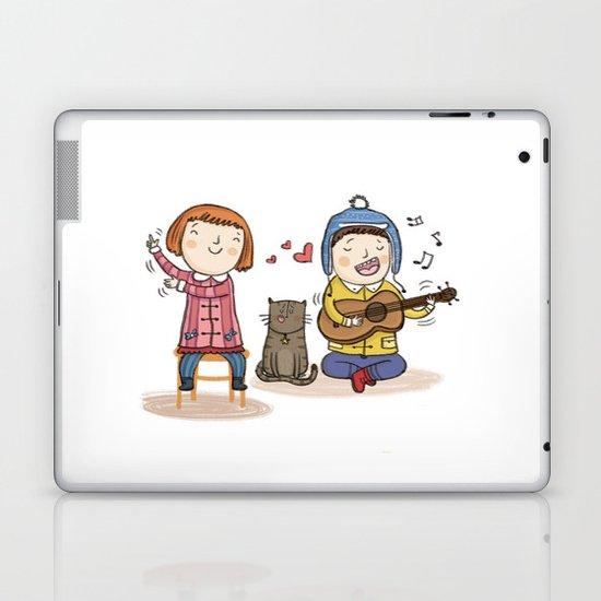IN LOVE Laptop & iPad Skin