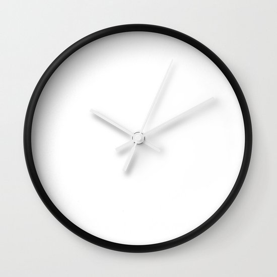 Have to Tell Myself It\'s Not Worth Jail Time T-Shirt Wall Clock by ...