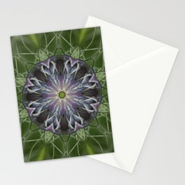 Nigella Plant 1 Stationery Cards