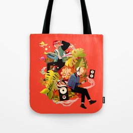 Fly away to SOPE world Tote Bag