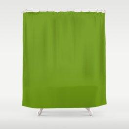Stairway to Serenity ~ Moss Green Shower Curtain