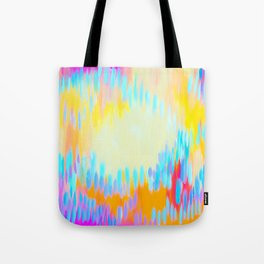 Happy Abstracts Tote Bag