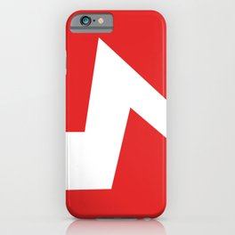The White Stripes iPhone Case