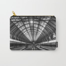 Kings Cross Station London Carry-All Pouch