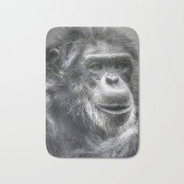 Chimpanzee Bath Mat