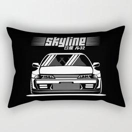 R32 GTR Rectangular Pillow