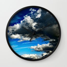 Formations Wall Clock