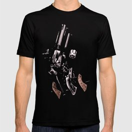 Exploded Gun T-shirt