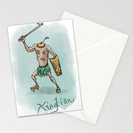 Xingtian illustration Stationery Cards