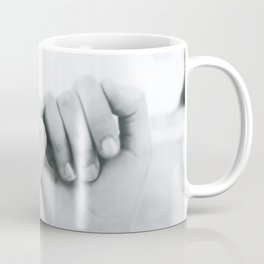 Promise for Forever- a couple pinky-swear Coffee Mug