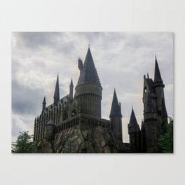 Yer a Wizard Canvas Print