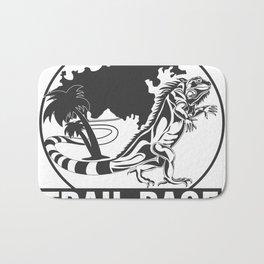 trail race Bath Mat