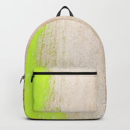 Coco Lime Backpack