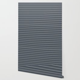 Benjamin Moore 2019 Color of the Year 2019 Metropolitan Light Gray on Hale Navy Blue Gray HC-154 Wallpaper
