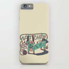 Don't tick me off. Slim Case iPhone 6s