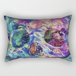 The Other Skull Rectangular Pillow