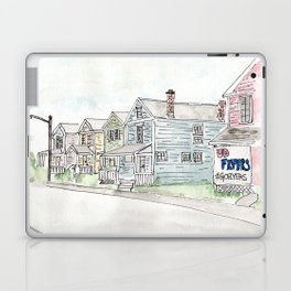 University of Dayton Student Neighborhood, Ghetto, UD Laptop & iPad Skin