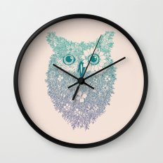 Nature of Existence Wall Clock
