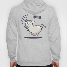 Scared Cow! Hoody